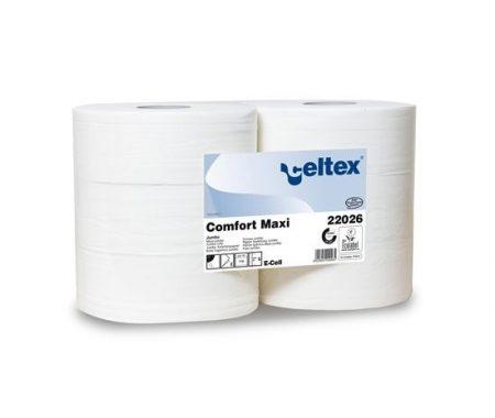 Celtex WC papír, MAXI, 2 rétegű, 100% cell., d26,5, 6 tek/cs