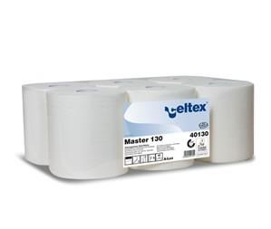 Celtex 40.130 Kéztörlő, MATIC, MAXI, 100%cell,2 rtg,nem perf., duda:39mm, (MASTER130) 6tek/cs