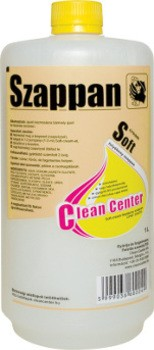 C.C.Soft-cream folyékony szappan, 1 liter