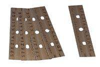 Image of 10 cm-es kaparóhoz való penge (10 db/csomag)