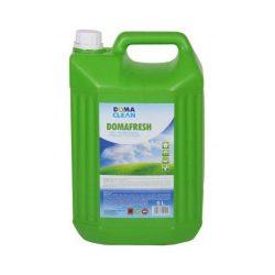 Doma Domafresh sűrű, fehérítő hatású, friss illatú tisztítószer 5l.   Csak a készlet erejéig kapható!