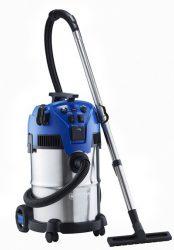NILFISK MULTI II 30 T INOX VSC EU Sokoldalú száraz-nedves porszívó kompakt kivitelben