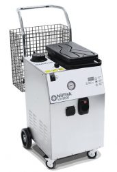Nilfisk SDV8000 Gőztisztító és nedvességszívó sokféle tisztításhoz és fertőtlenítéshez